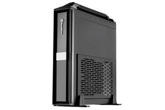 SilverStone Milo ML08 Black Mini ITX Case with Handle