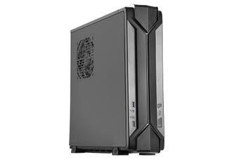 SilverStone Raven RVZ03 Black Mini ITX Case RGB