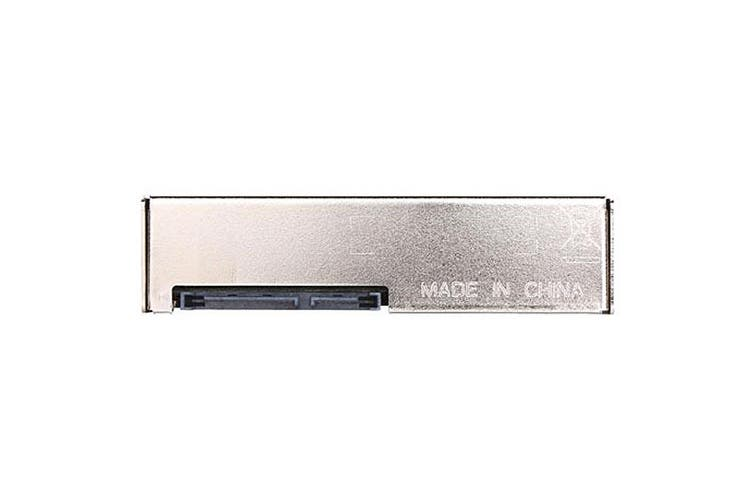 """SilverStone SDP09 2.5"""" HDD/SSD to 3.5"""" Hot Swap Adapter"""