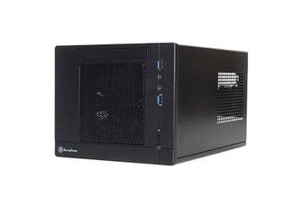 SilverStone Sugo Series SG05 Black Mini ITX Case