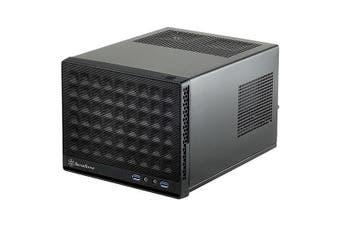SilverStone Sugo Series SG13 Black Mini ITX Case