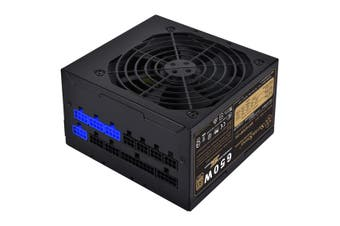 SilverStone ST65F-GS 650W Strider 80+ Gold Power Supply, fully modular [SST-ST65F-GS]