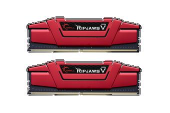 G.Skill Ripjaws V 8GB (2x4GB) DDR4-2666MHz DIMM CL15 Memory [F4-2666C15D-8GVR]