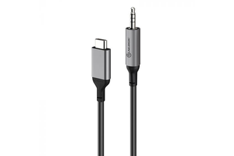 ALOGIC Ultra 1.5m USB-C (Male) to 3.5mm Audio (Male) Cable [ULC35A1.5-SGR]