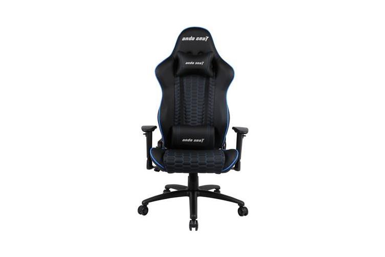 Anda Seat AD4-07 Gaming Chair - Black/Blue [AD4-07-B-PV-S01]
