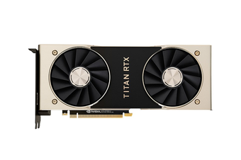 NVIDIA GeForce TITAN RTX 24GB GDDR6 Founders Edition Video Card