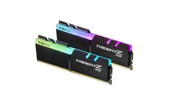 G.Skill Trident Z RGB 16GB (2x 8GB) DDR4 3600  AMD [F4-3600C18D-16GTZRX]
