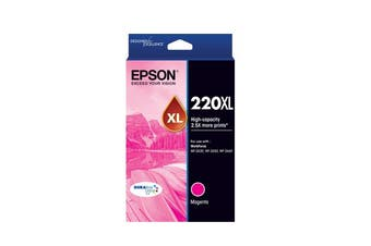 Epson 220XL Ink Cartridge, Magenta