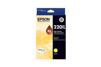 Epson 220XL Ink Cartridge, Yellow
