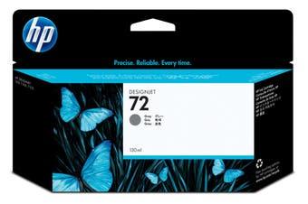 HP 72 Ink Cartridge, Gray