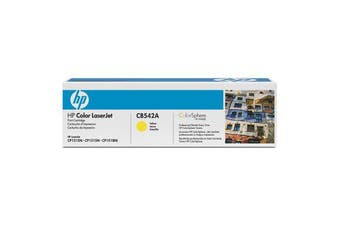 HP 125A Yellow Toner