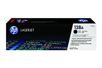 HP 128A Black Toner