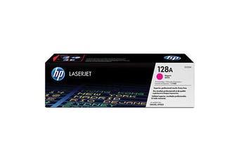 HP 128A Magenta Toner