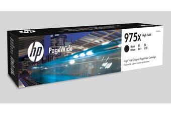 HP 975X Ink Cartridge, Black
