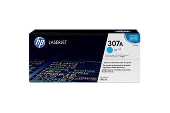HP 307A Cyan Toner 7,300 Page Yield