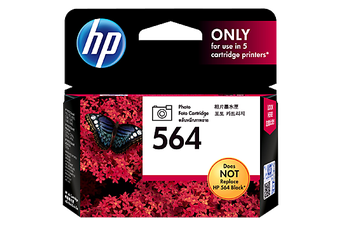 HP 564 Photo Black Ink 130 Photo Yield