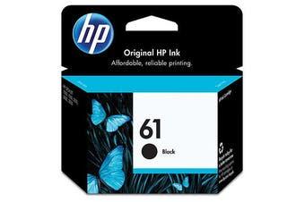 HP 61 Black Ink 190 Page Yield [CH561WA]