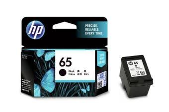 HP 65 Black Original Ink Cartridge [N9K02AA]