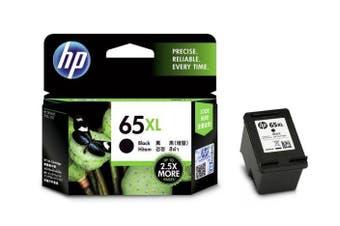 HP 65Xl High Yield Black Original Ink Cartridge [N9K04AA]
