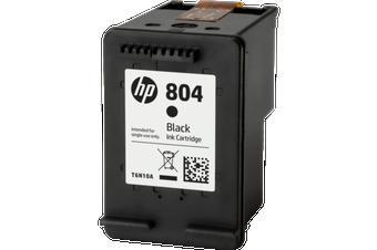HP 804 Black Ink Cart