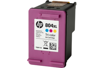 HP 804Xl Tri-Color Ink Cartridge 415 Pages