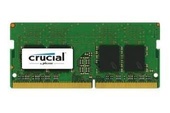 Crucial 4GB (1x 4GB) DDR4 2400MHz SODIMM RAM Memory [CT4G4SFS824A]