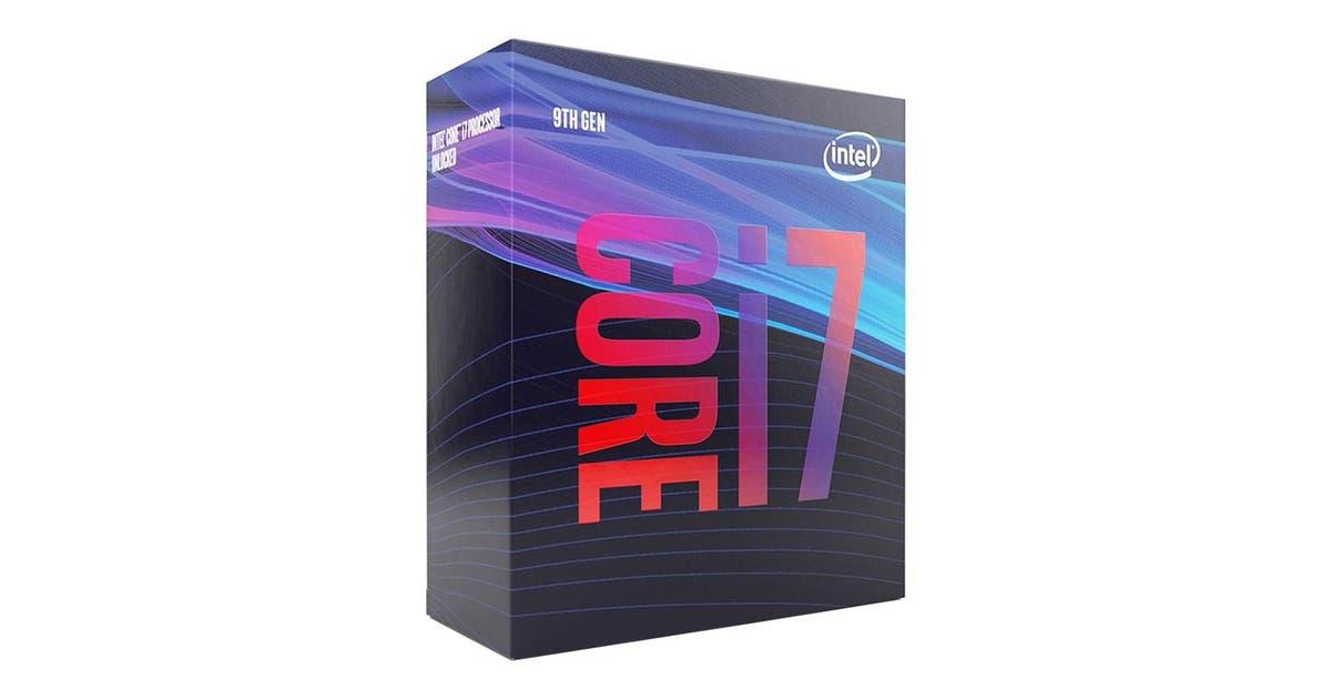Intel Core i7-9700 Processor [BX80684I79700] - Kogan.com
