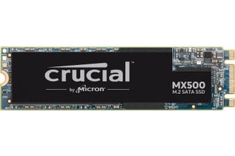 Crucial MX500 1TB M.2 NAND 2280 Internal SSD [CT1000MX500SSD4]