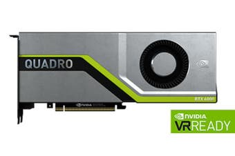 Leadtek Quadro RTX6000 Work Station 24GB GDDR6 4H(DP) Graphics Card