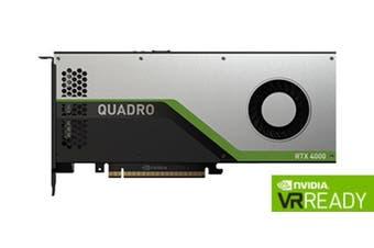Leadtek Quadro RTX4000 Work Station 8GB GDDR6 4H(DP) Graphics Card