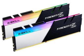G.Skill Trident Z Neo 32GB (2x16GB) DDR4-3600MHz 1.35V Memory [F4-3600C18D-32GTZN]