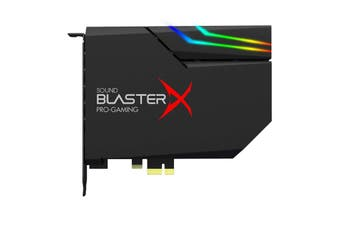 Creative Sound BlasterX AE-5 Hi-Res PCIe Gaming Sound Card