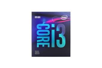 Intel Core i3-9100 Processor