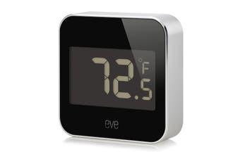Elgato Eve Degree Temperature & Humidity Monitor With Apple Homeki (10EAF9901)