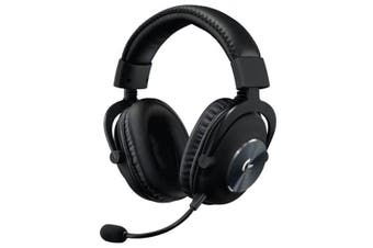 Logitech Pro X Gaming Headset With Blue Vo!ce [981-000820]