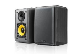 Edifier R1010BT 2.0 Bookshelf Speaker with Bluetooth - Black [R1010BT-BLACK]