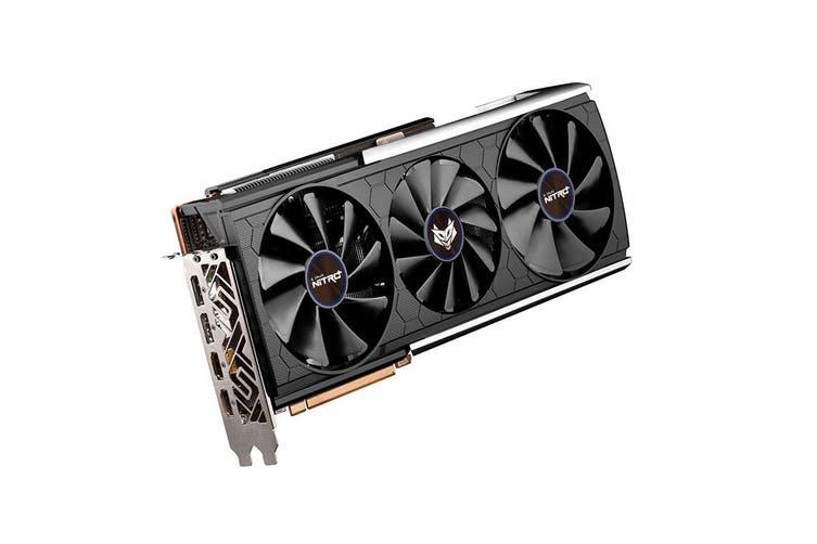 Sapphire Radeon NITRO+ RX 5700 XT 8G GDDR6 Graphics Card [11293-03-40G]