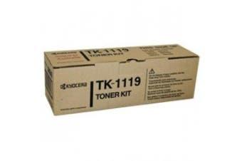 Kyocera TK-1119 Toner Cartridge 1,600 Page Yield For FS-1041 - Black