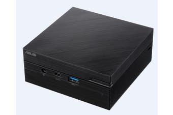 Asus PN61-8I7BareboneS PC/Workstation Barebone i7-8550U 1.8 GHz Mini PC Black BGA 1356