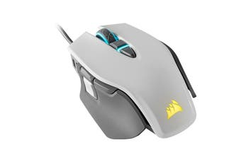 Corsair M65 RGB ELITE Tunable FPS Optical Gaming Mouse - White [CH-9309111-AP]