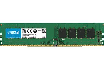 Crucial 8GB(1x8GB) DDR4-3200 DIMM RAM [CT8G4DFS832A]