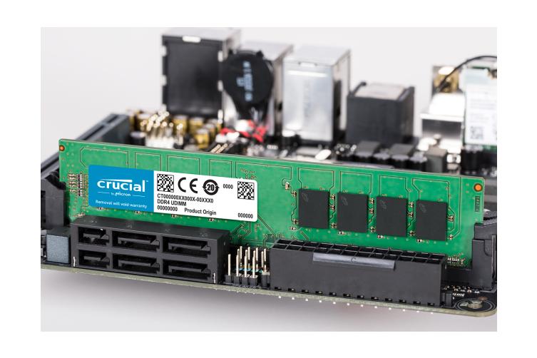 Crucial 8GB(1x8GB) DDR4-3200 DIMM RAM