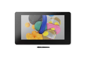 Wacom Cintiq Pro 24 graphic tablet 5080 lpi 522x294 mm USB Black [DTK-2420/K0-CX]