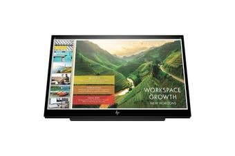 """HP 3HX46AA EliteDisplay 14"""" FHD IPS USB-C Portable Monitor"""