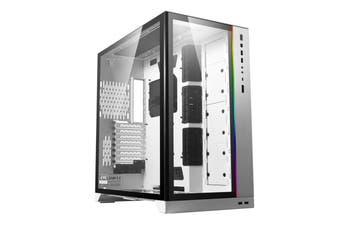Lian Li Dynamic E-ATX XL ROG Full Tower Case - White [PC-O11DXL-W]