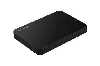 "Toshiba Canvio Basic 2.5"" USB3.0 Portable Hard Drive - 2TB [HDTB420AK3AA]"