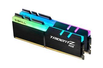 G.Skill Trident Z RGB 16GB(2x8GB)DDR4 3600MHz RAM Memory [F4-3600C16D-16GTZRC]