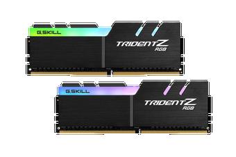 G.Skill Trident Z RGB 16GB(2x8GB) DDR4-3600 DIMM [F4-3600C18D-16GTZR]