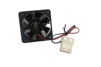Generic 60mm OEM Case Fan - Black [D6015SE]