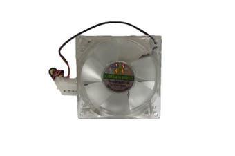 Generic RGB Fan 80x80x25mm Clear [OD08025SE12L]